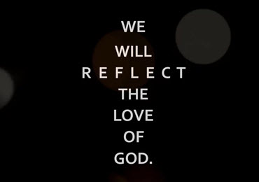 Resolving to reflect the love of God