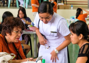 Sharing Gifts, Touching Lives: PHS Supports Philippine Medical Mission