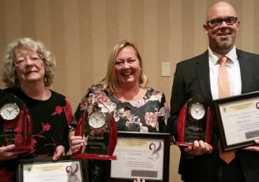 Johanna Shores' staff and volunteer receive Minnesota Activity Awards of Excellence