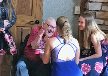 "Volunteer Spotlight: ""Senior Prom"""