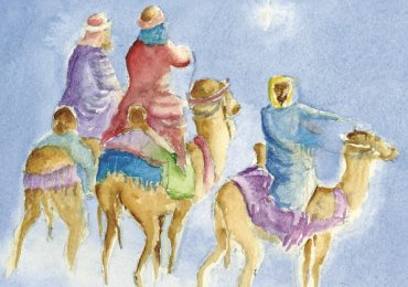 On Epiphany: the shining spiritual art of a gifted resident