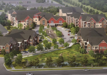 Presbyterian Homes & Services opens new apartments at Founders Ridge Senior Living Community