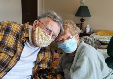 'Seeing is believing': Photos of loved ones on Facebook strengthen community during pandemic