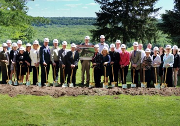Sisters of Charity of the Blessed Virgin Mary and PHS Break Ground in Dubuque, IA
