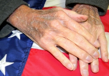 Harmony River veteran joins Honor Flight to nation's capital