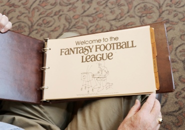The First Fantasy Football League