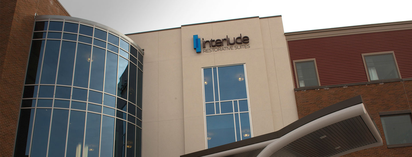 Interlude Restorative Suites Fridley