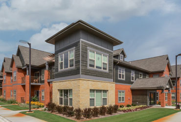 Presbyterian Homes Townhomes